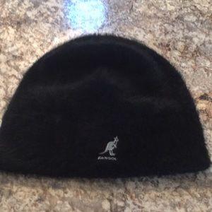 KANGOL FURGOLA SKULL CAP - BLACK HAT